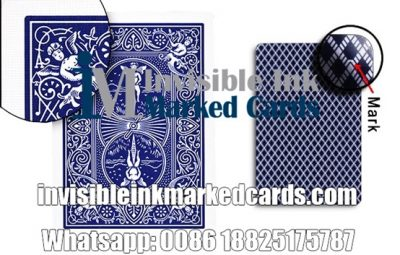 marked card deck